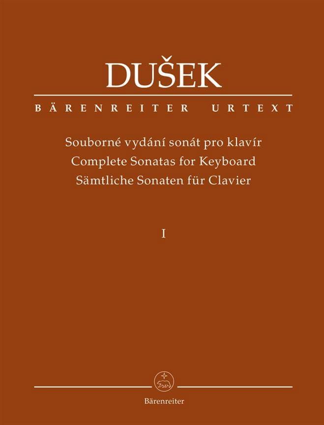Sonates pour piano. Volume 1 - laflutedepan.com