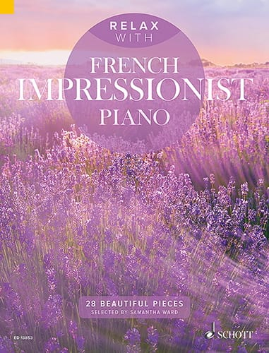 Relax with french impressionnist piano - laflutedepan.com