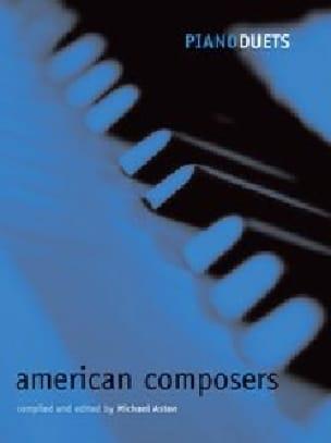 American Composers. 4 mains - Partition - Piano - laflutedepan.com