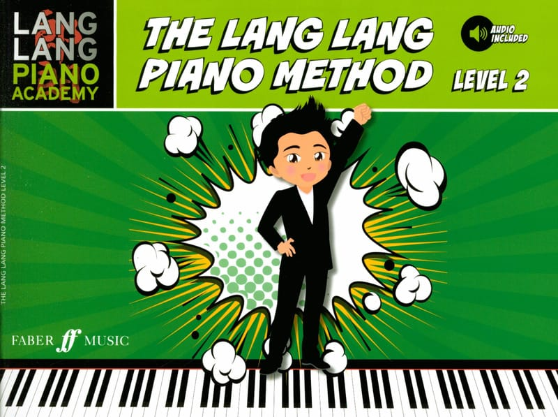 Lang Lang - The Lang Lang piano method - Volume 2 - Partition - di-arezzo.co.uk