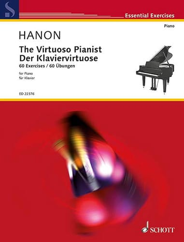 HANON - Le Pianiste Virtuose - Partition - di-arezzo.fr