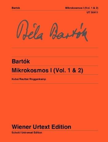 Mikrokosmos. Volume 1 - BARTOK - Partition - Piano - laflutedepan.com