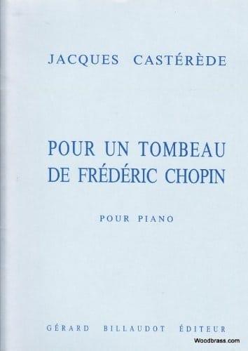 Pour un Tombeau de Frédéric Chopin - laflutedepan.com