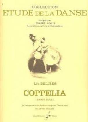 Coppelia. Pas de Deux - DELIBES - Partition - Piano - laflutedepan.com