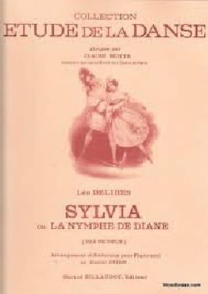 Sylvia Ou la Nymphe de Diane. Pas de Deux - DELIBES - laflutedepan.com