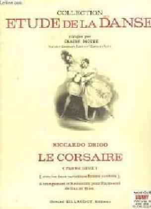 Le Corsaire Pas de 2 - Riccardo Drigo - Partition - laflutedepan.com