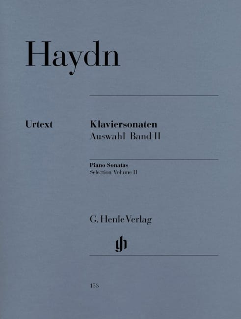HAYDN - Sonatas chosen for piano Volume 2 - Partition - di-arezzo.co.uk