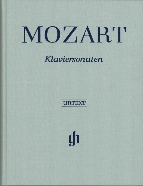 Intégrale des Sonates Pour Piano - Edition Reliée - laflutedepan.com