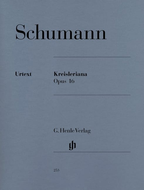 SCHUMANN - Kreisleriana - Partition - di-arezzo.co.uk