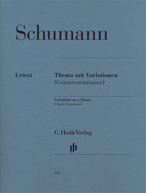 Variations sur un thème (Geistervariationen) - laflutedepan.com