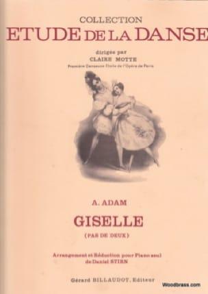 Pas De Deux. Giselle - ADAM - Partition - Piano - laflutedepan.com