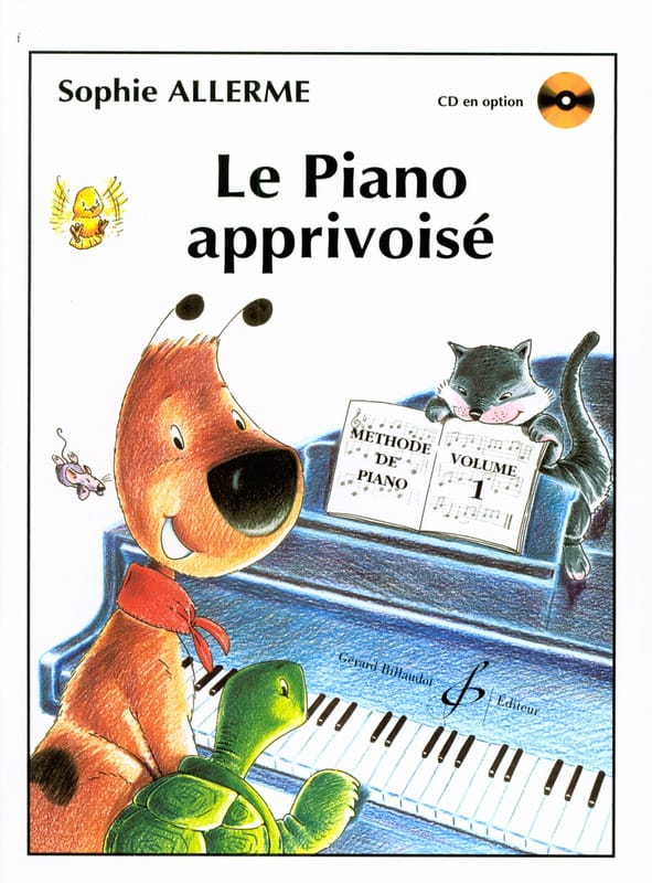 Sophie Allerme - The Tamed Piano Volume 1 - Partition - di-arezzo.com