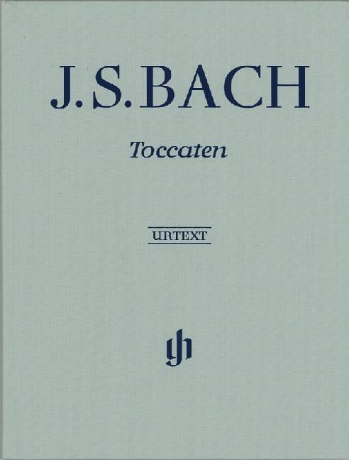Toccatas - Edition Reliée - BACH - Partition - laflutedepan.com