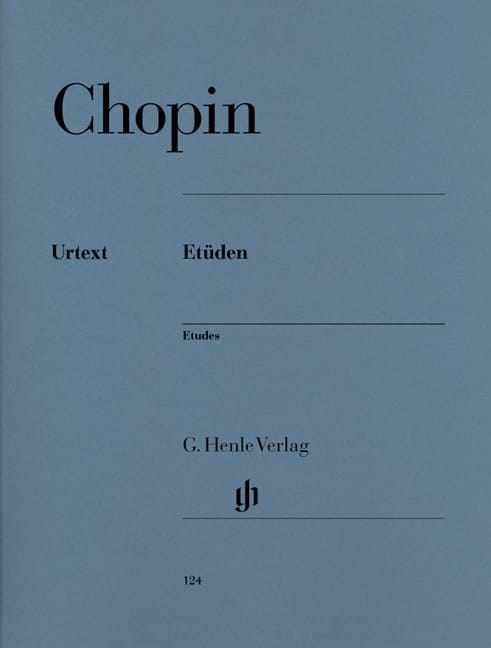 CHOPIN - Studies - Partition - di-arezzo.com