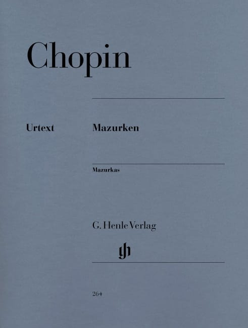 CHOPIN - Mazurkas - Partition - di-arezzo.co.uk