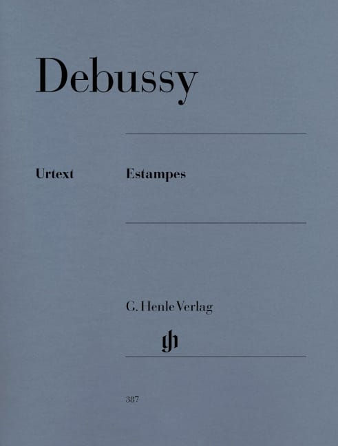DEBUSSY - Prints - Partition - di-arezzo.com