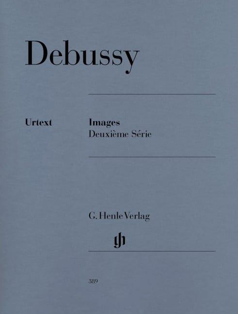 Images, 2ème Série - DEBUSSY - Partition - Piano - laflutedepan.com