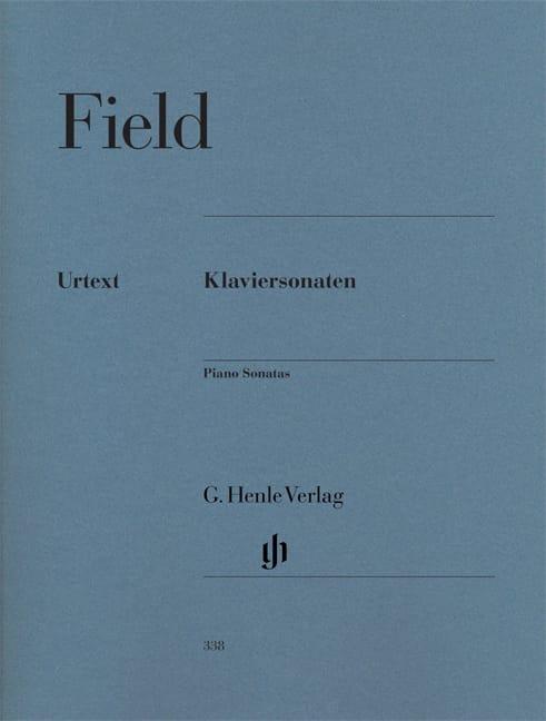 Sonates pour piano - John Field - Partition - Piano - laflutedepan.com