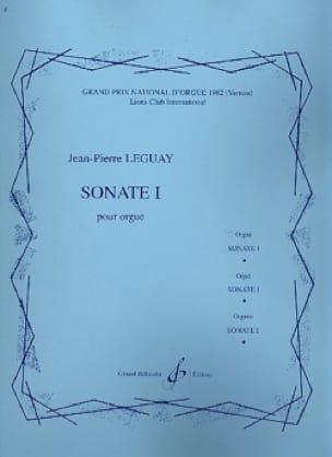 Sonate pour orgue n° 1 - Jean-Pierre Leguay - laflutedepan.com
