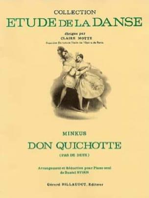 Pas de Deux. Don Quichotte - Ludwig Minkus - laflutedepan.com
