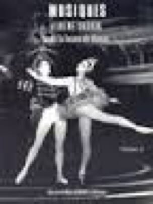 Musiques Pour la Leçon de Danse Volume 2 - laflutedepan.com