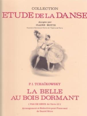 Pas de Deux de L'acte 3. Belle Au Bois Dormant - laflutedepan.com