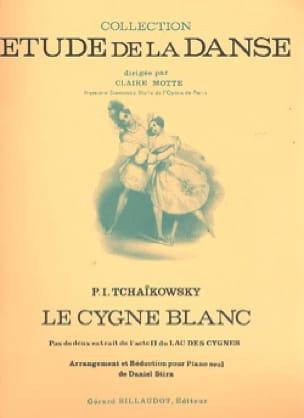 Le Cygne Blanc Pas De Deux Acte 2. Lac Des Cygnes - laflutedepan.com