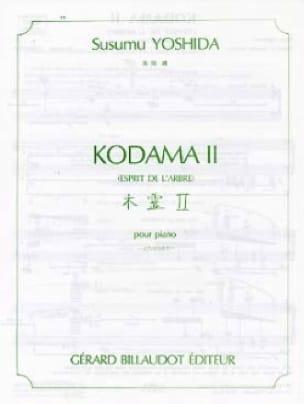 Kodama 2 Esprit de L'arbre - Susumu Yoshida - laflutedepan.com