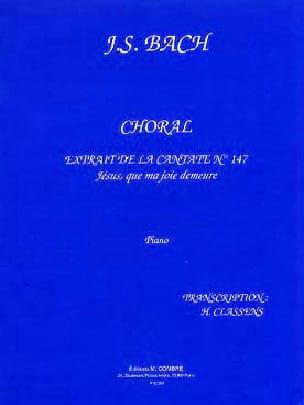 Cantate 147. Jésus Que ma Joie Demeure - BACH - laflutedepan.com