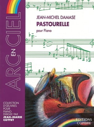Jean-Michel Damase - Pastourelle For Piano - Partition - di-arezzo.co.uk
