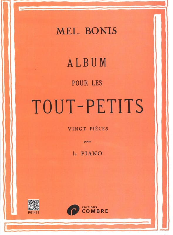 Mel Bonis - Album For Toddlers - Partition - di-arezzo.co.uk