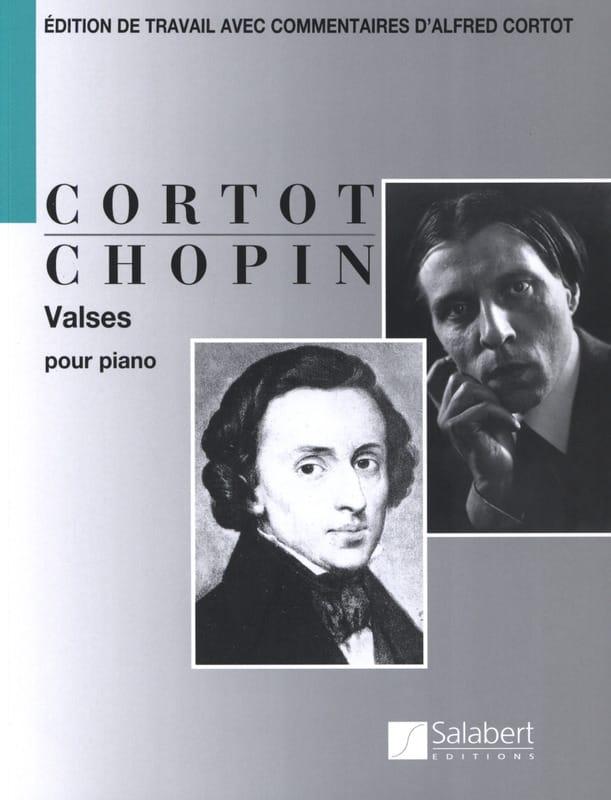 Valses - CHOPIN - Partition - Piano - laflutedepan.com