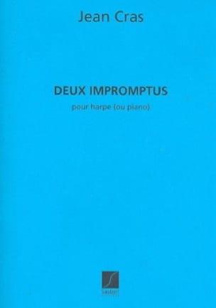 2 Impromptus - Jean Cras - Partition - Piano - laflutedepan.com