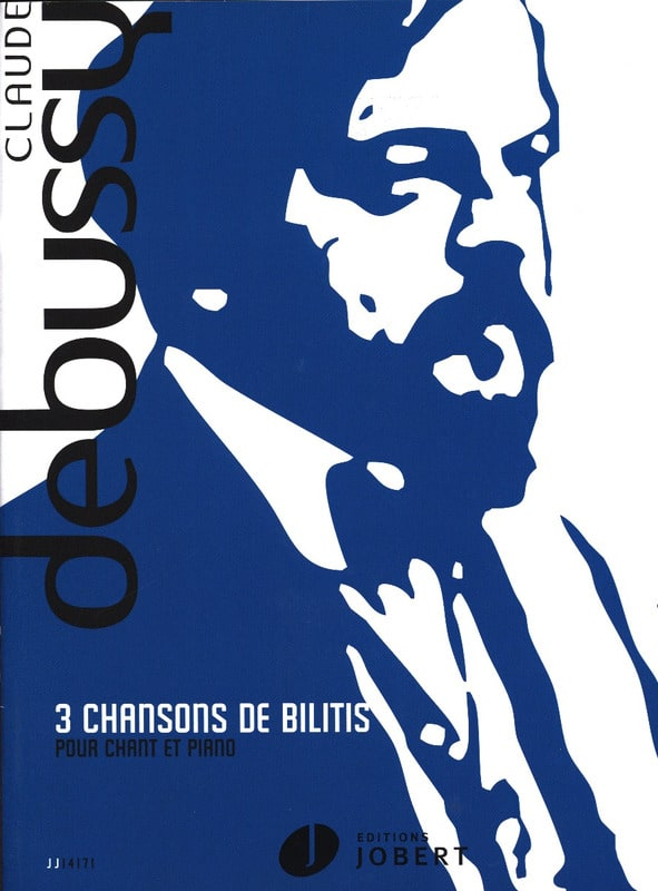 DEBUSSY - 3 Songs of Bilitis - Partition - di-arezzo.co.uk