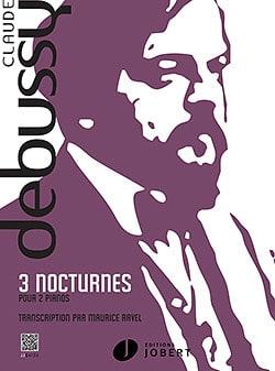 DEBUSSY - Nocturnes. 2 Pianos - Partition - di-arezzo.co.uk