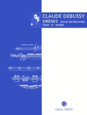 Sirènes Nocturne N° 3 - DEBUSSY - Partition - Piano - laflutedepan.com