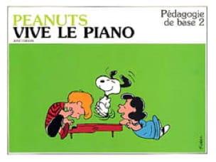Edison - Peanuts Long Live the Piano - Basic Pedagogy 2 - Partition - di-arezzo.com