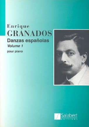Danses Espagnoles - Volume 1 - GRANADOS - Partition - laflutedepan.com