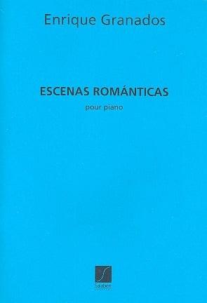 Enrique Granados - Romanticas escas - Partition - di-arezzo.co.uk