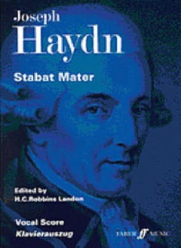 Stabat Mater - HAYDN - Partition - Chœur - laflutedepan.com