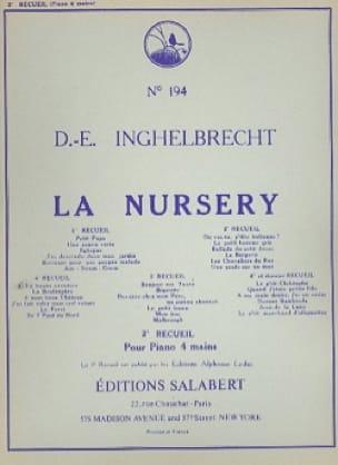 Nursery Volume 2 - Piano 4 Mains - laflutedepan.com