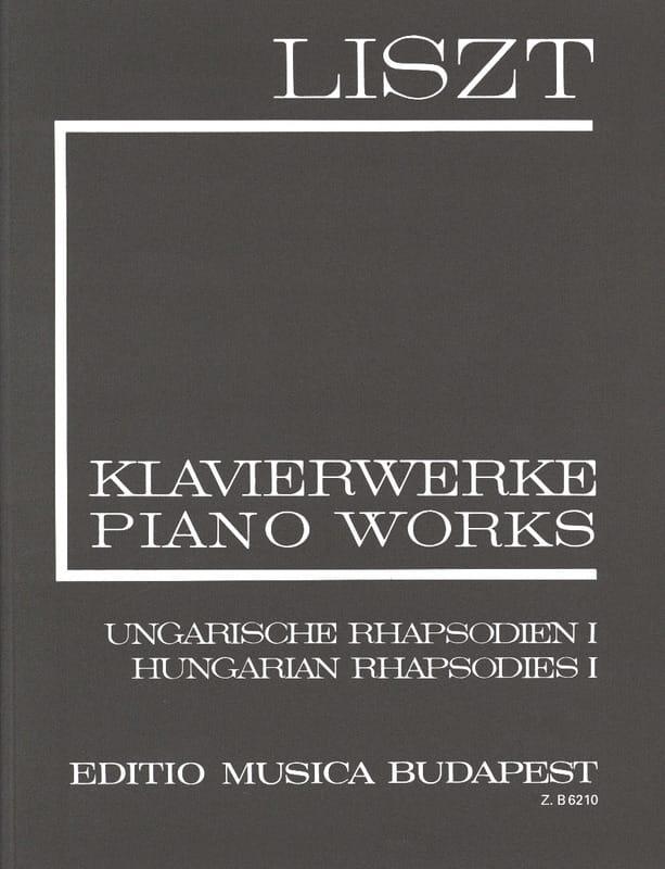 Rhapsodies hongroises, Volume 1 Série 1, Volume 3 - laflutedepan.com