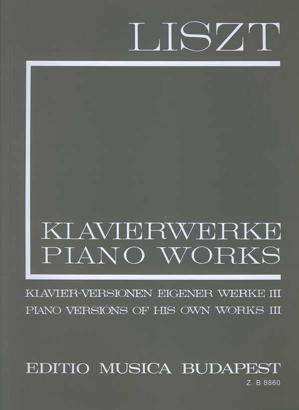 Transcriptions de ses œuvres, Volume 3 Série 1, Volume 17 - laflutedepan.com