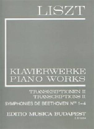 Symphonies N° 1 à 4 Série 2, Volume 17 - laflutedepan.com