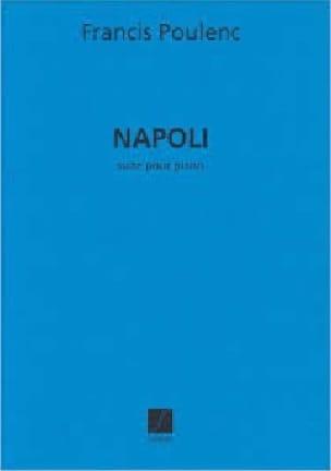 Napoli. - POULENC - Partition - Piano - laflutedepan.com