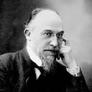 Erik Satie - 3 Poems of love - Partition - di-arezzo.com