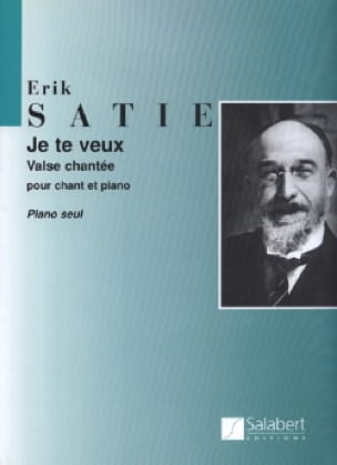 Erik Satie - I want you - Partition - di-arezzo.com