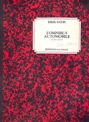 Erik Satie - The Omnibus Automobile - Partition - di-arezzo.com