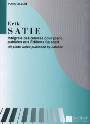 Erik Satie - Piano Album - Partition - di-arezzo.com