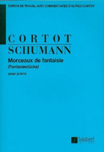 SCHUMANN - Pieces of Fantasy Opus 12 - Partition - di-arezzo.com